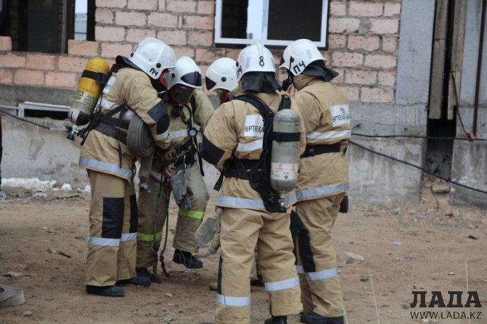 Рамиль Камалов: Мангистауские спасатели отработали готовность к чрезвычайным ситуациям на твердую «четверку»