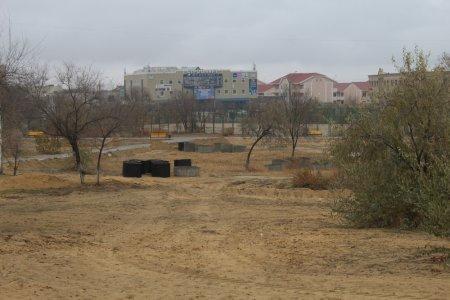 """Прогулка в парке """"Приморский"""" (Акбота)"""