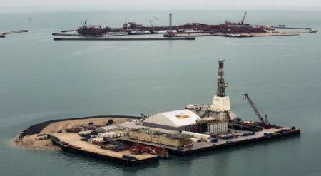 На Кашагане стартовала коммерческая добыча нефти - министр