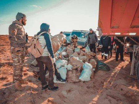 В акции «Осенняя чистка набережной» приняли участие более 100 человек