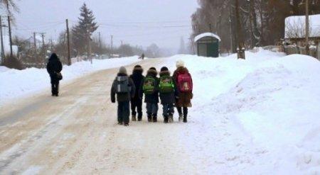 Занятия в школах отменены в нескольких городах Казахстана