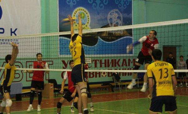 В Актау стартовал I тур чемпионата Казахстана по волейболу