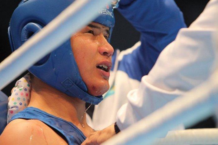 Мангистауский боксер Бекзад Нурдаулетов пробился в полуфинал молодежного чемпионата мира по боксу