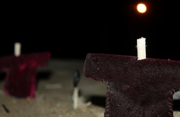Жителя Актау удивили найденные элементы загадочного ритуала
