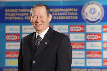 Избран новый президент Федерации футбола Казахстана