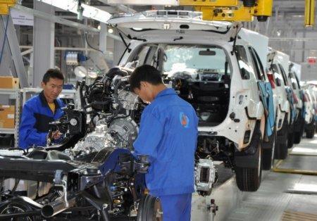 Автопром Казахстана продолжил своё падение