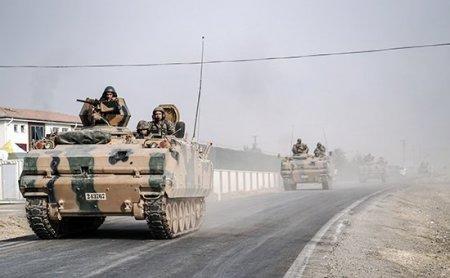 Эрдоган объяснил операцию в Сирии необходимостью «свергнуть Асада»