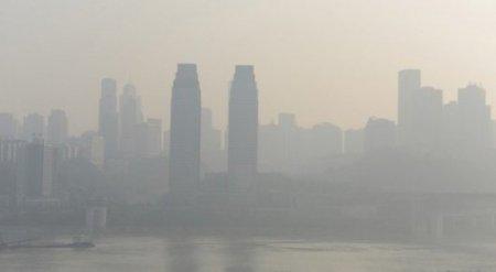 Страдающим от смога китайцам предложили за деньги чистый воздух