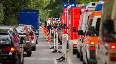 В Германии проходит крупнейшая после Второй мировой войны эвакуация - СМИ