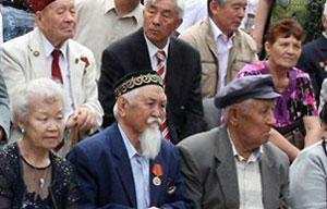 Средний размер пенсии в Казахстане с 1 июля составит 66 721 тенге