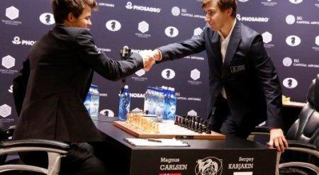 В Нью-Йорке завершилась битва за мировую шахматную корону