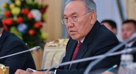 Нурсултан Назарбаев сравнил казахстанца с Биллом Гейтсом