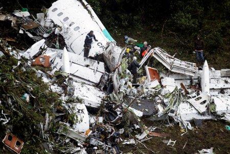 "Команда ""Шапекоэнсе"" разбилась из-за недостатка топлива в самолете"
