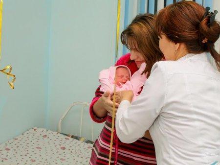 В Мангистау 1 декабря родились 49 детей
