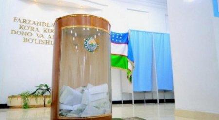 В Узбекистане началось голосование на выборах президента