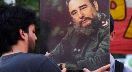 Фиделя Кастро похоронили в Сантьяго-де-Куба