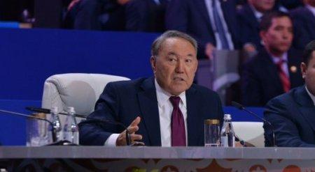 Министерство иностранных дел и торговли предложил создать Назарбаев