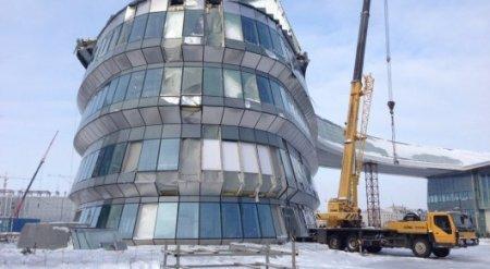 Названа причина обрушения конструкции на территории EXPO-2017