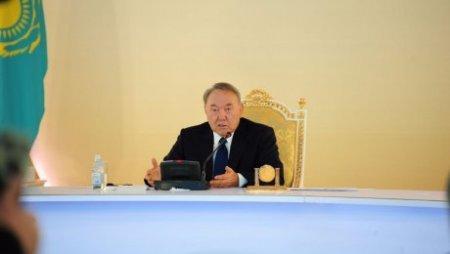 Назарбаев официально запустил добычу нефти на месторождении Кашаган