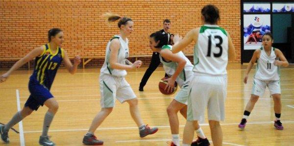 Женская команда «Актау 7292» одержала две победы на чемпионате Казахстана по баскетболу в Щучинске