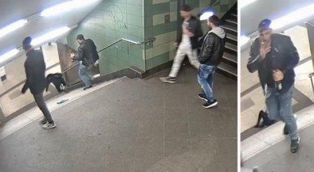 Видео нападения на женщину в Берлине шокировало немцев