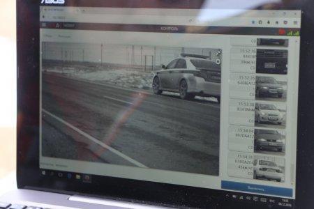 ДВД Мангистау: На дорогах области будут работать новые видеофиксаторы «Скат»
