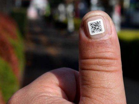 Людей со старческим слабоумием в Японии пометят QR-кодом