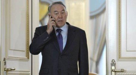 Назарбаев обсудил с Путиным и Эрдоганом возможность переговоров по Сирии в Астане