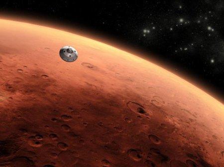 """Элемент жизни"" обнаружен на поверхности Марса"