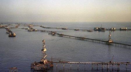 На Каспии продолжаются поиски пропавших без вести азербайджанских нефтяников