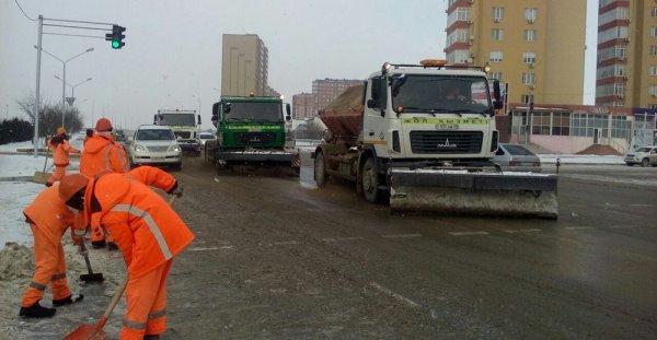 В «Кала жолдары» прокомментировали видео с посыпкой дорог из «ГАЗели»