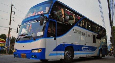 В Таиланде перевернулся автобус с казахстанскими туристками