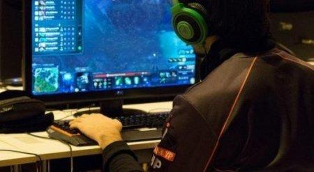 У геймера отобрали виртуальное оружие, угрожая пистолетом