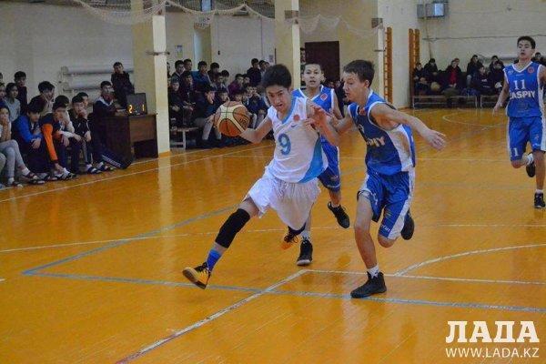 Сборная ДЮСШ «Жастар» из Актау заняла второе место на чемпионате Казахстана по баскетболу