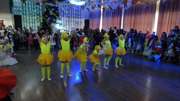 Во Дворце культуры имени Абая прошла новогодняя ёлка акима Актау
