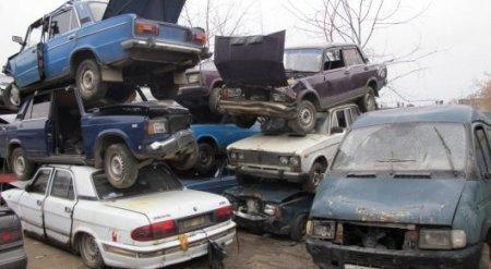 В Казахстане упростят процесс сдачи авто в утиль