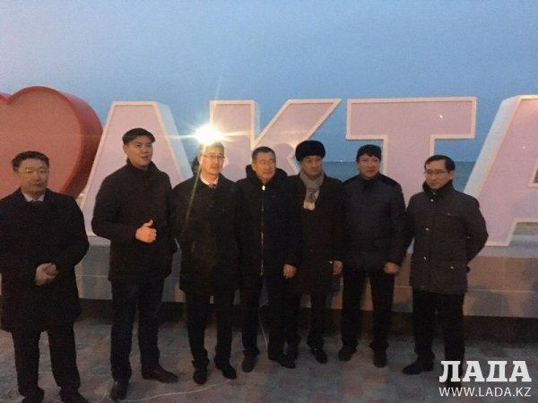 В любви к Актау признались депутаты маслихата Мангистауской области