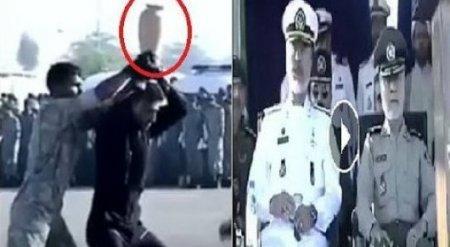 Выступление иранского спецназа рассмешило весь мир