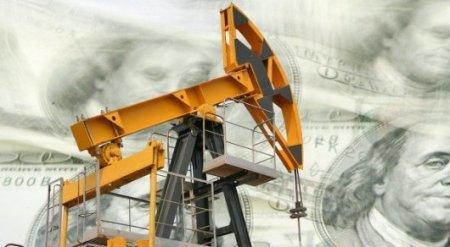 Нефть пробила отметку в 57 долларов